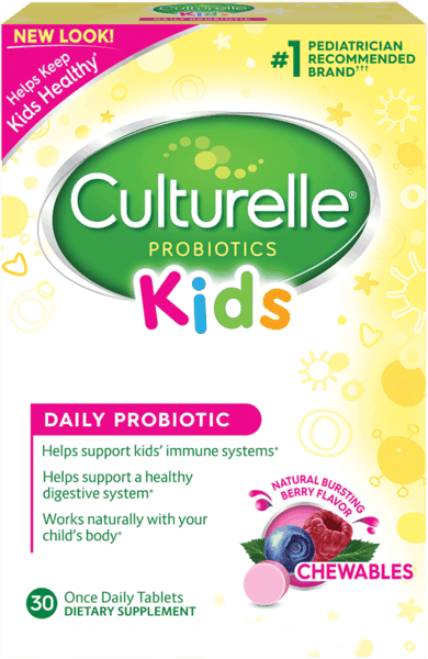 $1.50 for Culturelle® Kids Probiotics Chewables (expiring on Sunday, 04/01/2018). Offer available at multiple stores.
