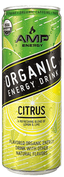 $0.75 for AMP Energy® Organic Energy Drink (expiring on Sunday, 09/02/2018). Offer available at Walmart.