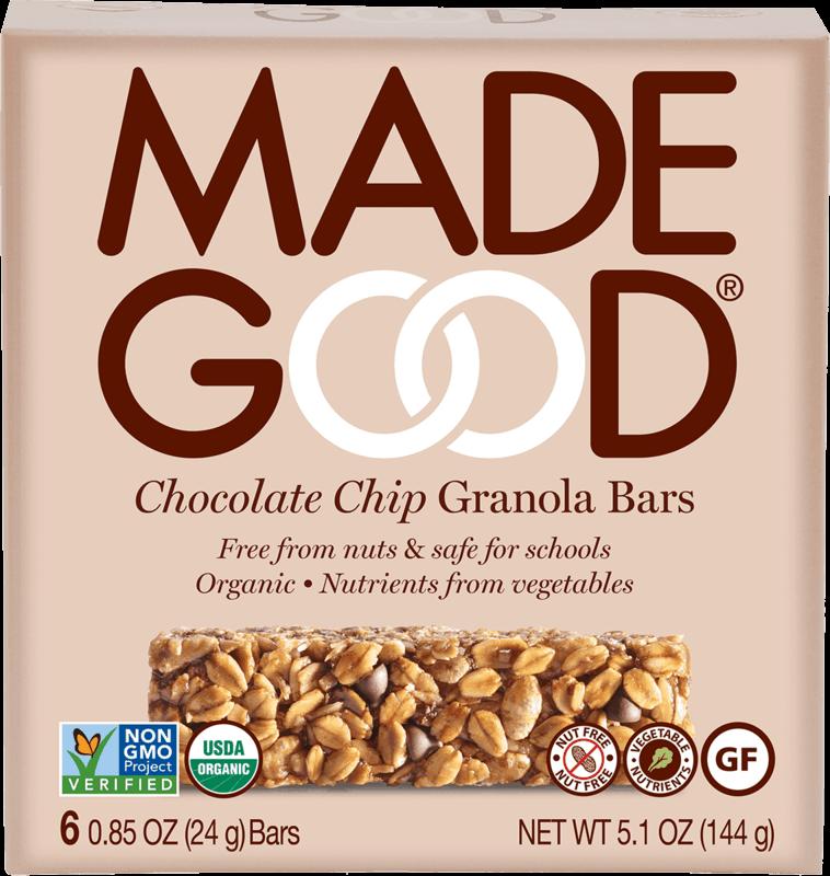 $1.00 for MadeGood® Granola Bars (expiring on Monday, 03/02/2020). Offer available at CVS Pharmacy.