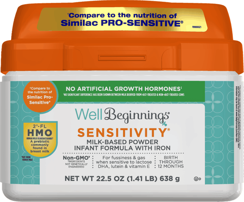 $4.00 for Well Beginnings Sensitivity Formula. Offer available at Walgreens.