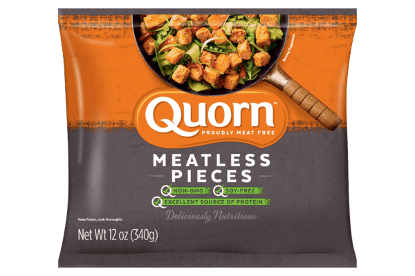 $2.50 for Quorn™ Meatless Pieces. Offer available at Publix.