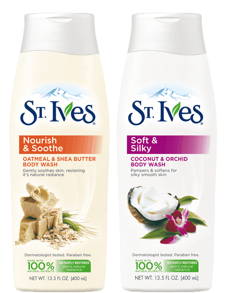 $1.50 for St. Ive's® Body Wash (expiring on Thursday, 03/09/2017). Offer available at multiple stores.