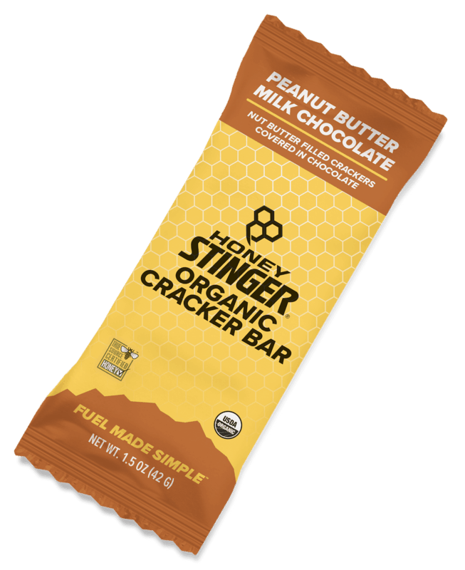 $0.50 for Honey Stinger Organic Cracker Bar (expiring on Wednesday, 01/01/2020). Offer available at multiple stores.