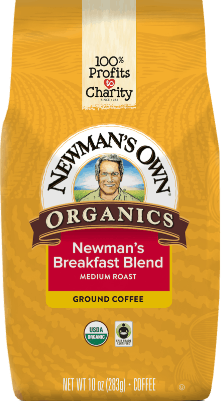 $1.50 for Newman's Own Organics Breakfast Blend Bagged Ground Coffee (expiring on Thursday, 02/06/2020). Offer available at multiple stores.