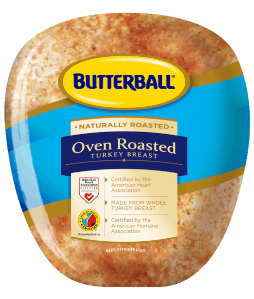 $1.00 for Butterball® Deli Turkey (expiring on Monday, 04/01/2019). Offer available at multiple stores.