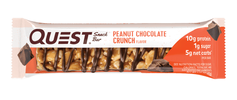 $1.00 for Quest Snack Bar. Offer available at multiple stores.