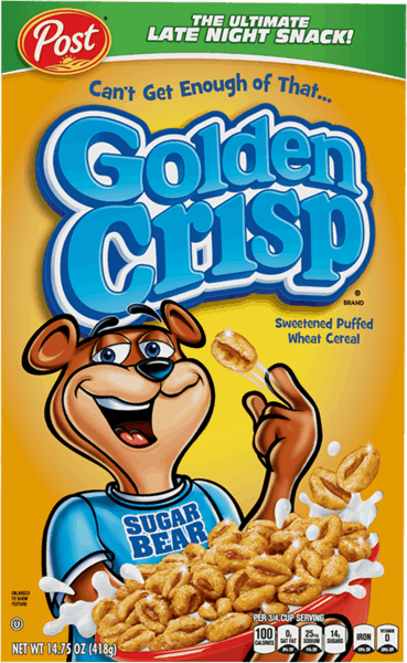 $1.00 for Golden Crisp® (expiring on Monday, 04/02/2018). Offer available at multiple stores.