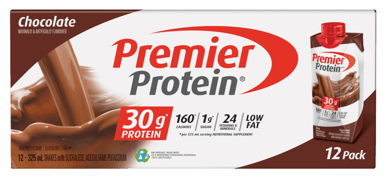 $2.50 for Premier Protein Shakes (expiring on Monday, 05/31/2021). Offer available at Walmart, Walmart Pickup & Delivery.