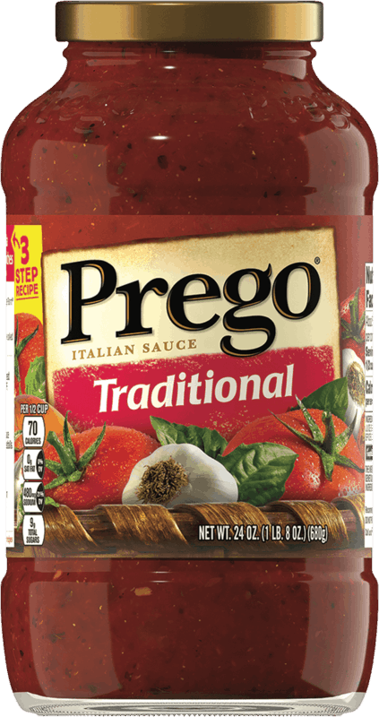 $0.50 for Prego® Sauce (expiring on Wednesday, 08/11/2021). Offer available at multiple stores.