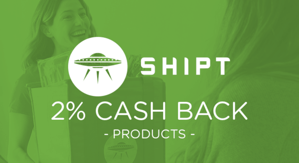 $0.00 for Shipt Products (expiring on Wednesday, 07/31/2019). Offer available at Shipt.