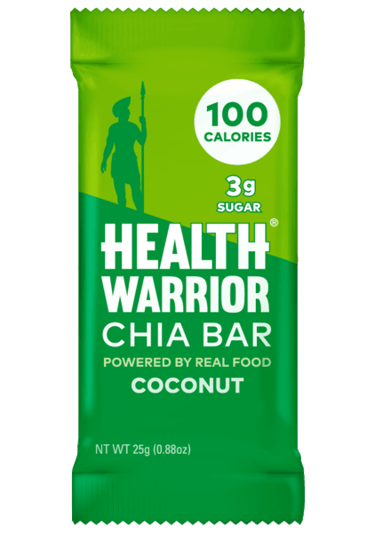 $0.50 for Health Warrior Chia Bars (expiring on Tuesday, 05/26/2020). Offer available at multiple stores.