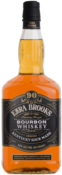 $5.00 for Ezra Brooks (expiring on Monday, 10/30/2017). Offer available at multiple stores.