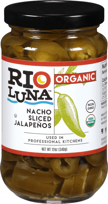 $1.00 for Rio Luna™ Organic Nacho Sliced Jalapeños (expiring on Monday, 04/06/2020). Offer available at multiple stores.
