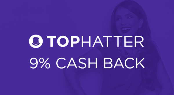 $0.00 for Tophatter (expiring on Tuesday, 12/03/2019). Offer available at Tophatter.