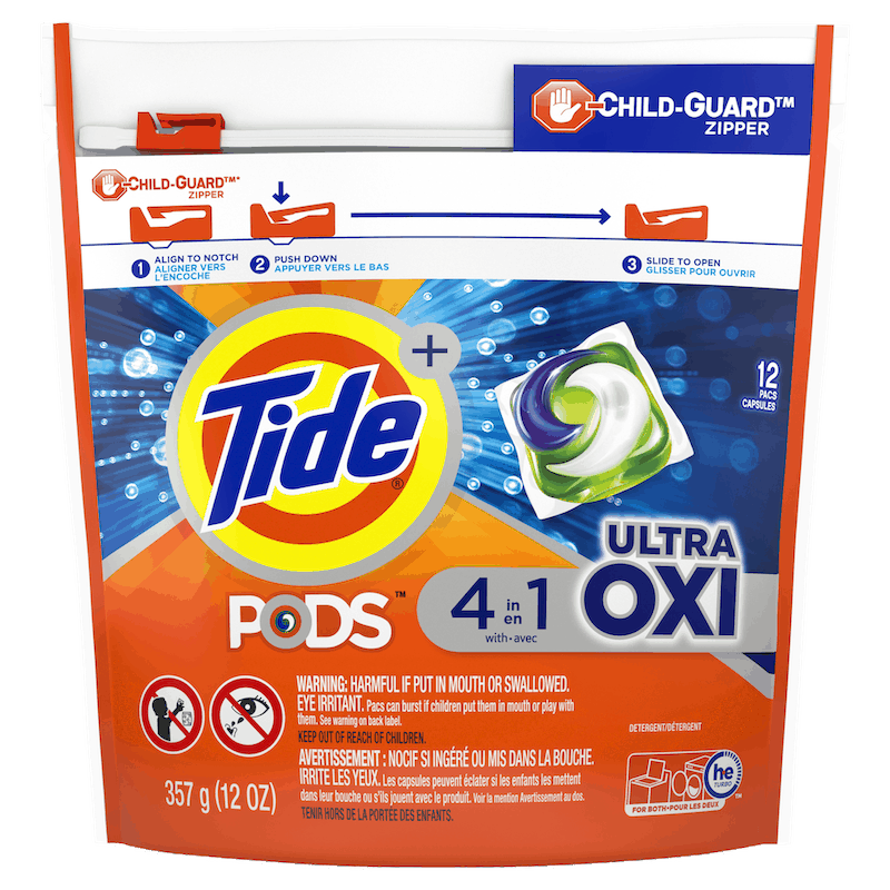$3.00 for TidePODS. Offer available at Walmart.