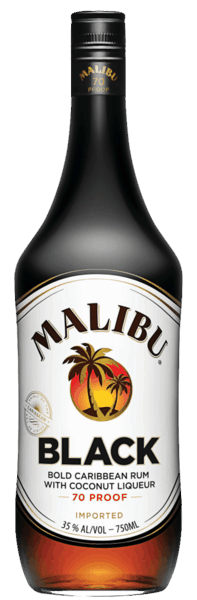 $2.00 for MALIBU® Black. Offer available at multiple stores.