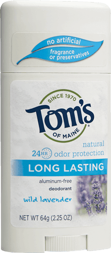 $0.75 for Tom's of Maine® Deodorant (expiring on Friday, 03/31/2017). Offer available at Target.