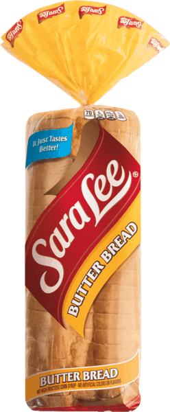 $0.75 for Sara Lee® Butter Bread (expiring on Wednesday, 09/26/2018). Offer available at multiple stores.