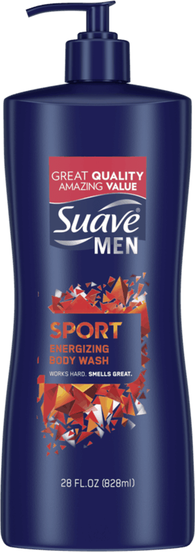 $0.75 for Suave Men's Body Wash (expiring on Tuesday, 08/10/2021). Offer available at Walmart, Walmart Pickup & Delivery.