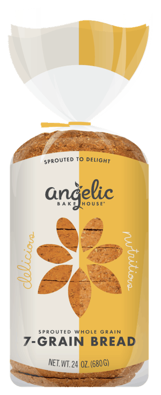 $2.00 for Angelic Bakehouse® Sprouted 7-Grain Bread (expiring on Saturday, 11/30/2019). Offer available at Costco.