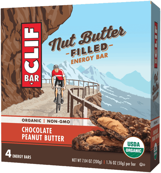 $0.75 for CLIF® Nut Butter Filled Energy Bar (expiring on Wednesday, 05/02/2018). Offer available at Walmart.