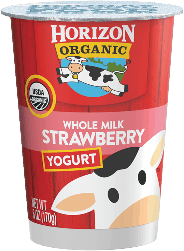 $0.50 for Horizon Organic® Yogurt (expiring on Tuesday, 08/08/2017). Offer available at multiple stores.