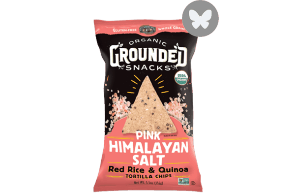$0.50 for Lundberg Family Farms® Red Rice & Quinoa Tortilla Chips (expiring on Wednesday, 05/02/2018). Offer available at CVS Pharmacy, ShopRite, Sprouts Farmers Market, Natural Grocers, Albertsons.