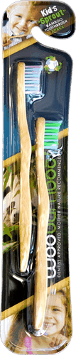 $1.00 for WooBamboo!® Kids Toothbrush (expiring on Monday, 07/02/2018). Offer available at multiple stores.