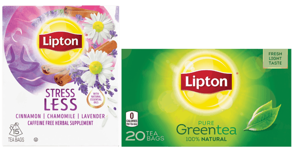 $0.75 for Lipton® Tea (expiring on Sunday, 12/31/2017). Offer available at Walmart.