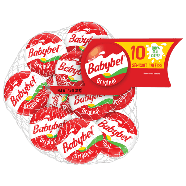 $1.00 for Mini Babybel® Cheese (expiring on Friday, 08/02/2019). Offer available at multiple stores.