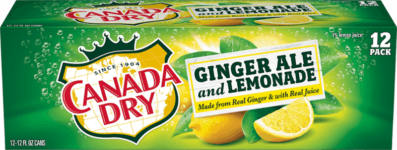 $0.75 for Canada Dry®. Offer available at multiple stores.