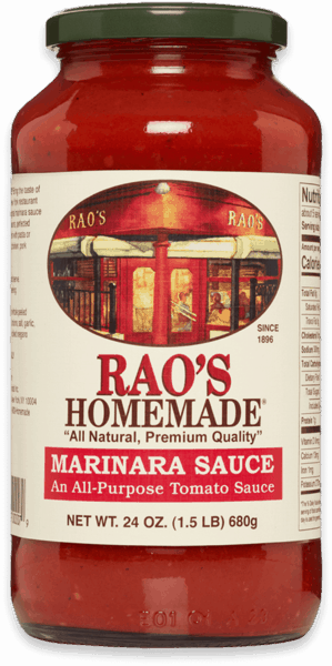 $1.50 for Rao's Homemade® Pasta Sauce (expiring on Sunday, 09/02/2018). Offer available at multiple stores.