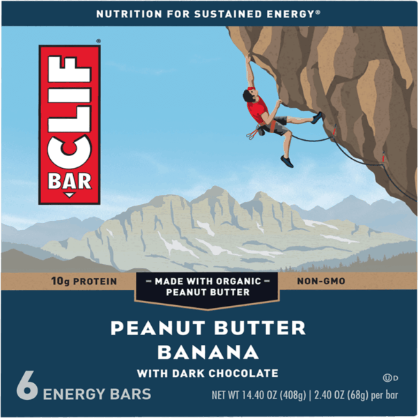 $1.00 for CLIF Bar® Energy Bar (expiring on Wednesday, 01/31/2018). Offer available at Walmart.