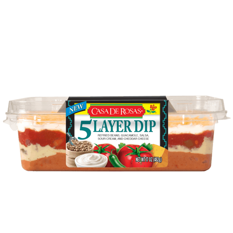 $1.00 for Casa De Rosas Dip (expiring on Wednesday, 09/02/2020). Offer available at Walmart, Walmart Grocery.