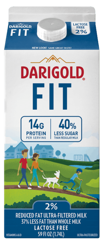 $1.00 for Darigold FIT (expiring on Saturday, 10/31/2020). Offer available at Fred Meyer, QFC.
