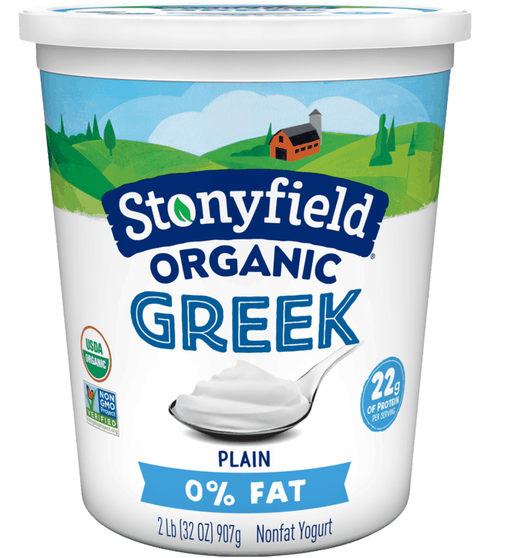 $1.00 for Stonyfield® Organic Yogurt Greek Fat Free Large Cup (expiring on Thursday, 06/18/2020). Offer available at Walmart.