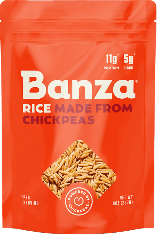 $1.00 for Banza™ Rice (expiring on Friday, 12/13/2019). Offer available at Target, Whole Foods Market®.