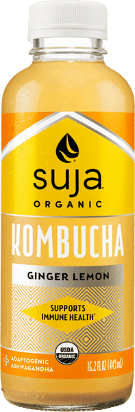 $0.75 for Suja® Kombucha (expiring on Sunday, 08/05/2018). Offer available at multiple stores.