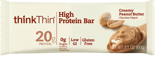 $1.00 for thinkThin® High Protein Bar. Offer available at multiple stores.