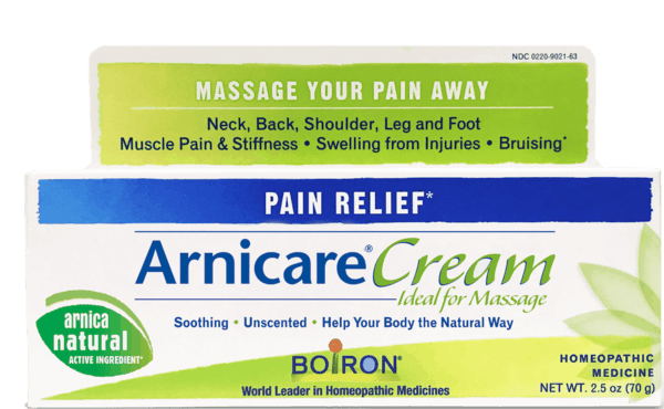 $2.00 for Arnicare® Cream (expiring on Sunday, 08/02/2020). Offer available at multiple stores.