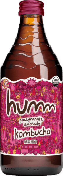$0.75 for Humm® Kombucha (expiring on Tuesday, 07/17/2018). Offer available at multiple stores.