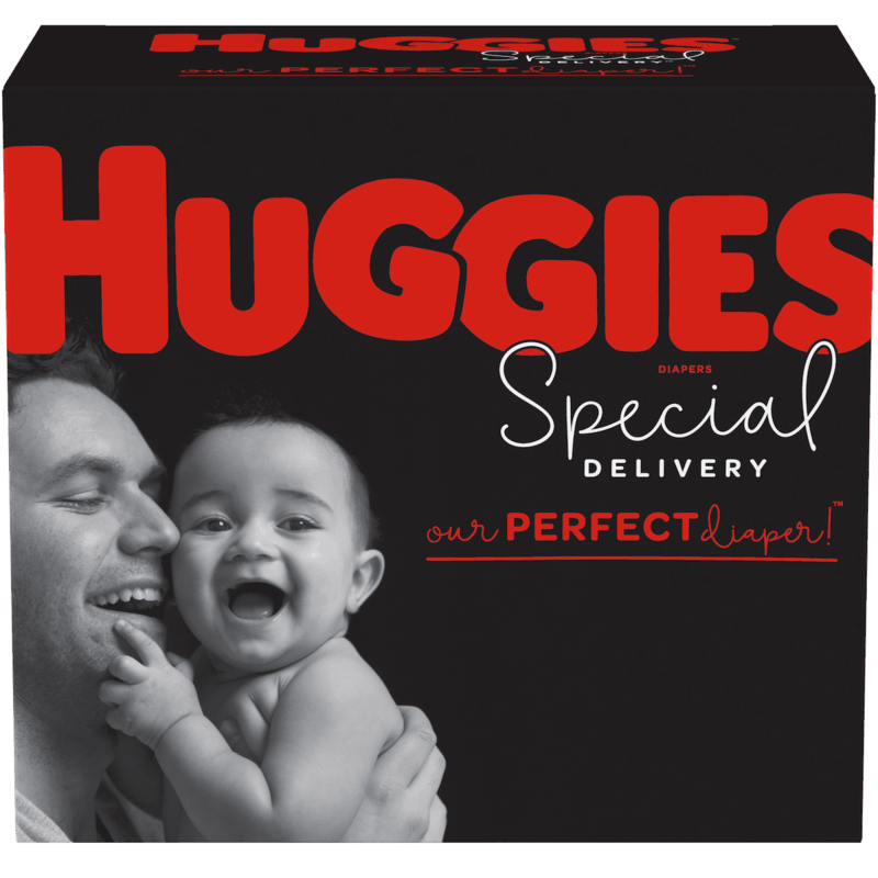 $3.00 for HUGGIES® Special Delivery Diapers (expiring on Saturday, 05/02/2020). Offer available at Walmart.