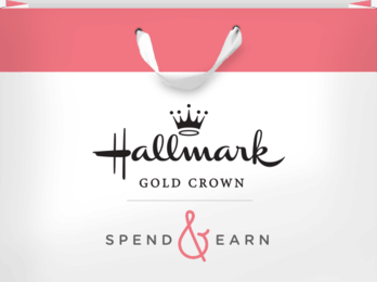 Spend $15 at Hallmark Gold Crown