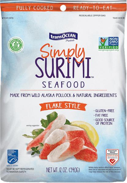 $1.00 for Trans-Ocean Simply Surimi® (expiring on Monday, 03/02/2020). Offer available at multiple stores.