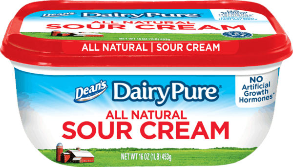$0.55 for Dean's® DairyPure® Sour Cream (expiring on Friday, 03/02/2018). Offer available at Meijer, Jewel-Osco, Festival Foods.