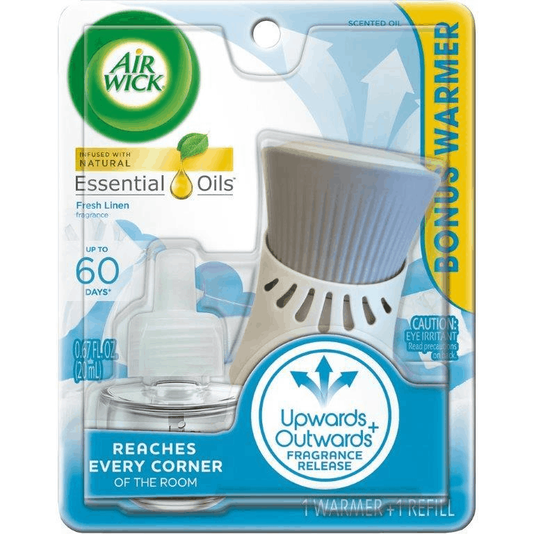 $0.50 for Air Wick Oil Kit (expiring on Wednesday, 12/30/2020). Offer available at Stop & Shop, Giant (DC,DE,VA,MD), GIANT (PA,WV,MD,VA).