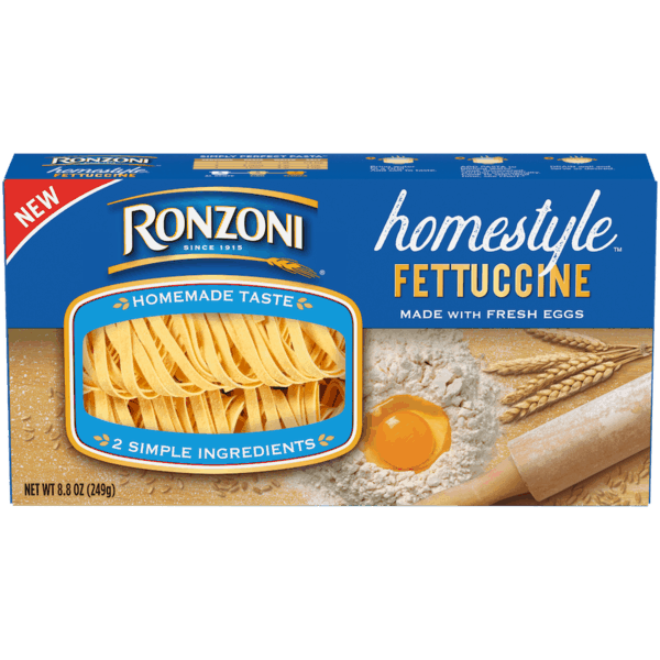 $0.75 for Ronzoni® Homestyle™ (expiring on Wednesday, 10/02/2019). Offer available at Kroger, Food4Less.