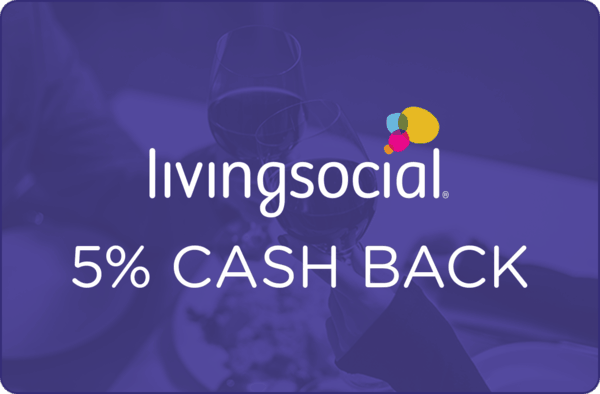 $0.00 for LivingSocial (expiring on Wednesday, 04/01/2020). Offer available at LivingSocial.