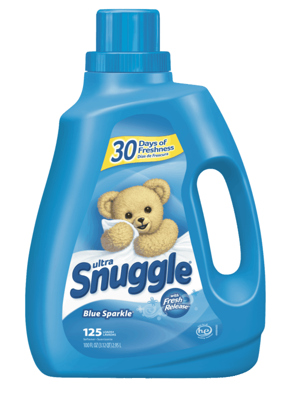 $1.00 for Snuggle Liquid Fabric Softener (expiring on Tuesday, 06/02/2020). Offer available at Walmart.