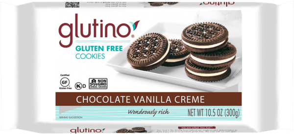 $1.00 for Glutino Cookies (expiring on Wednesday, 01/02/2019). Offer available at Walmart.